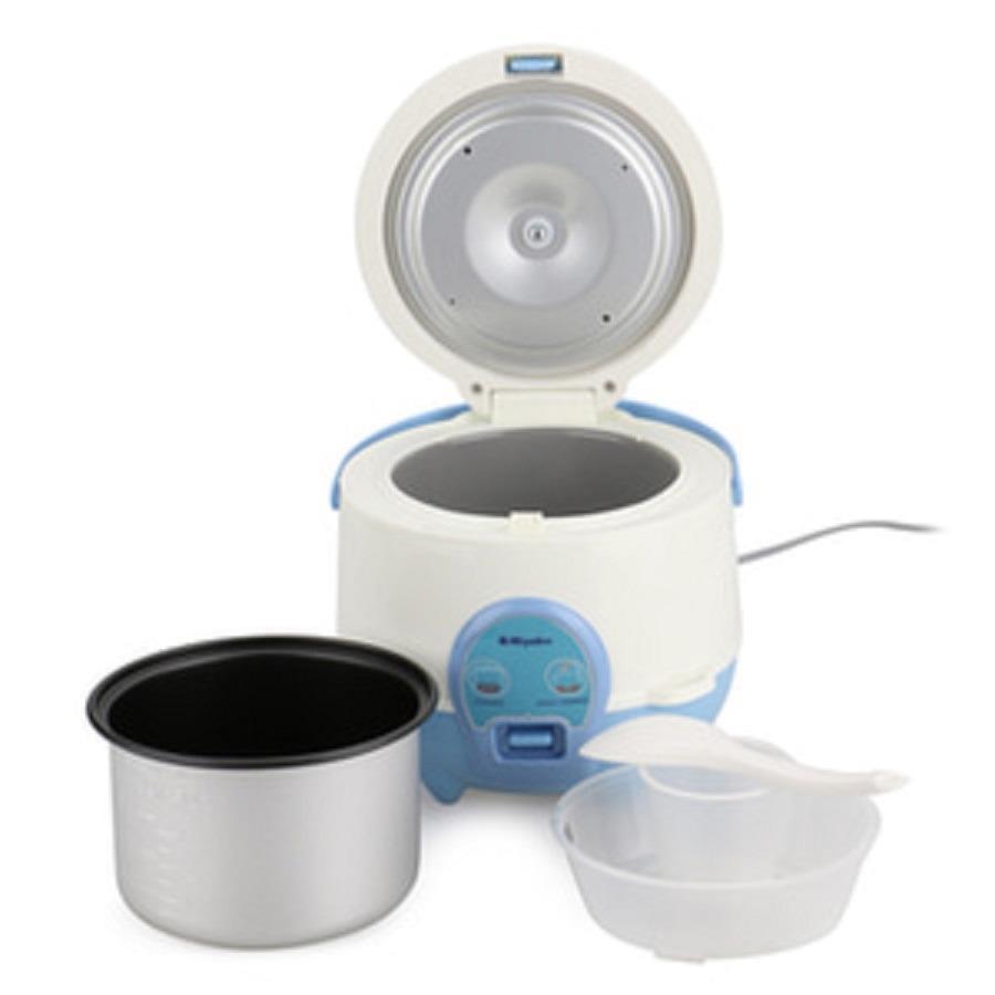 Miyako Rice Cooker 3 in 1 Ukuran 1.2 Liter / Magic Com MCM612 - Putih