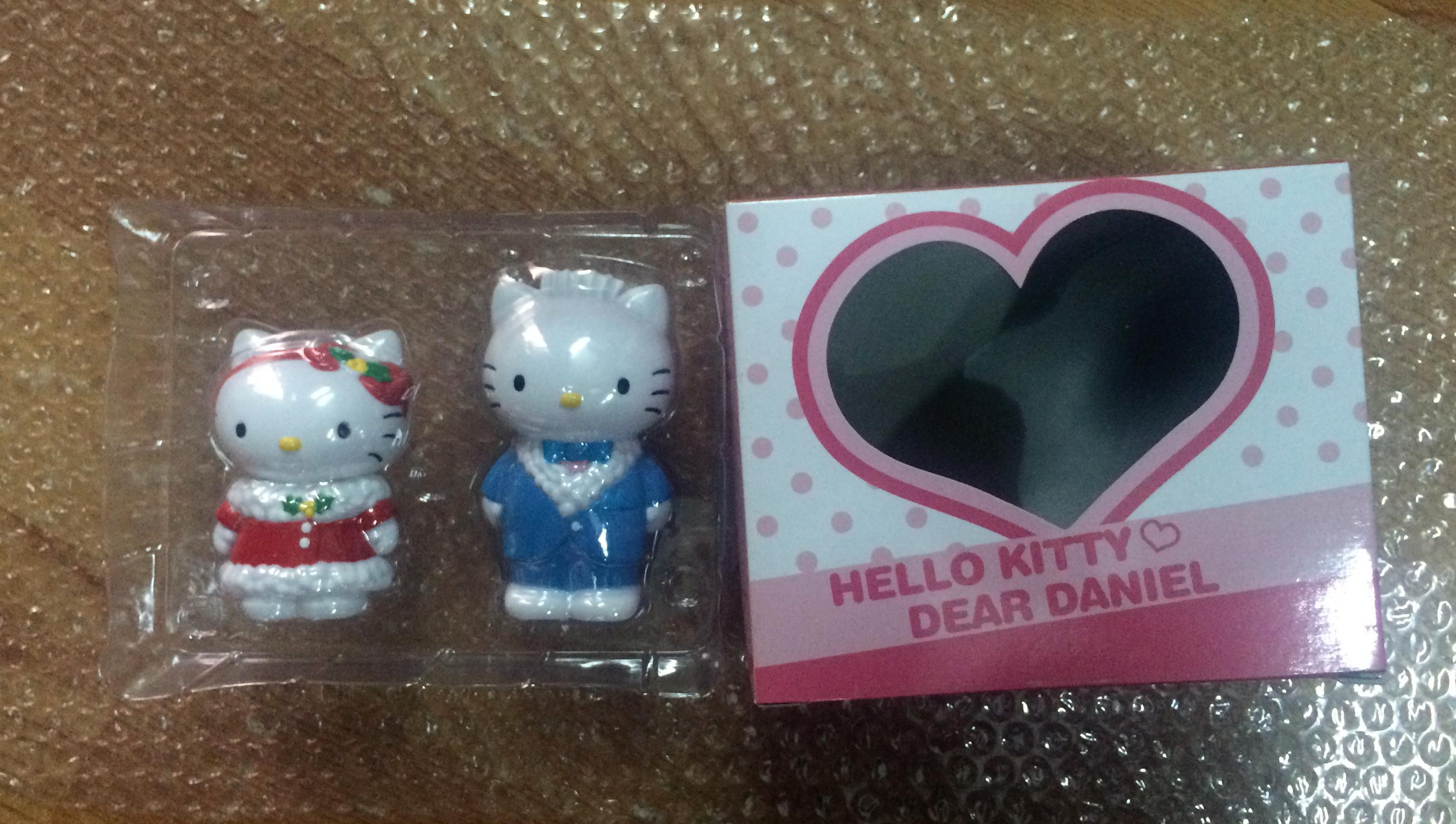 Hello Kitty Hello Kitty Boneka Toko Gaun Pengantin Model Manual