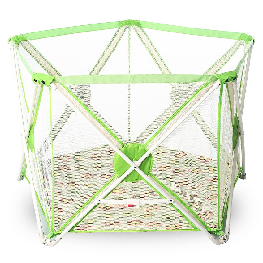 Twomother Tempat Bermain Anak Portable - Hijau By 3t Accessories