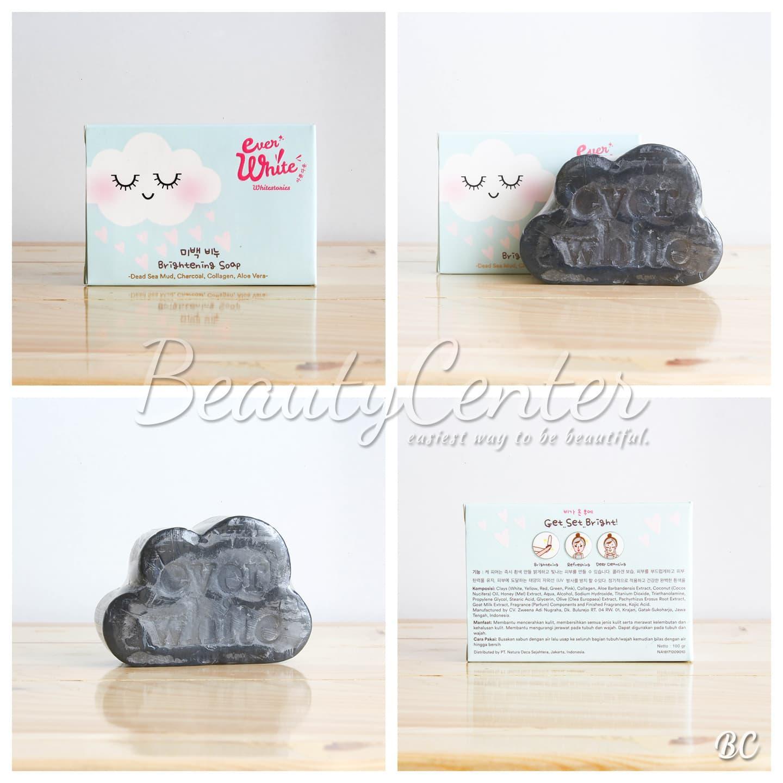 Buy Sell Cheapest Everwhite Brightening Bar Best Quality Product Sabun Papaya Original Bpom By Mamaya Ever White Soap