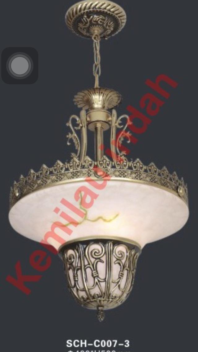 LAMPU HIAS PLAFON GANTUNG SCH-C007-3 BOHLAM LED FITTING E27 ANTIK lampu gantung lampu gantung led lampu gantung ruang tamu lampu gantung minimalis lampu gantung kristal lampu hias lampu café lampuhiasgantungruangtamu lampu tumblr lampu hias