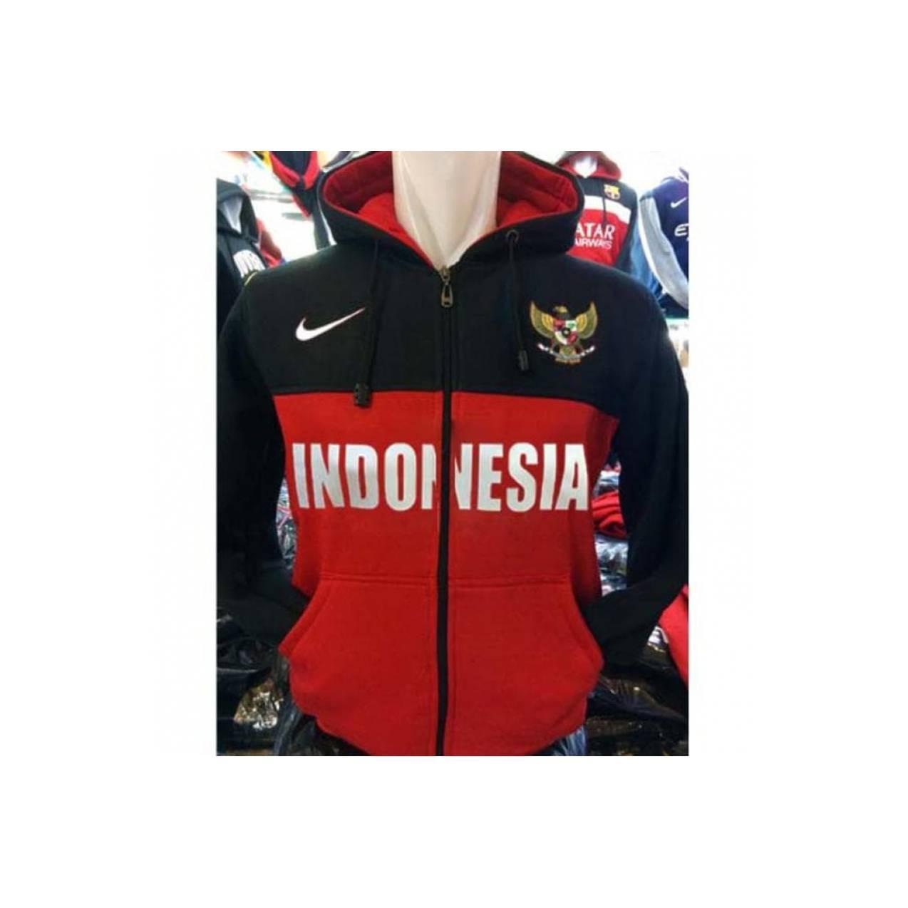 Daftar Harga Jual Timnas November 2018 Produk Laris Indonesia Jaket Hoodie Hitam Merah Id 421 Garuda Muda Home Promo