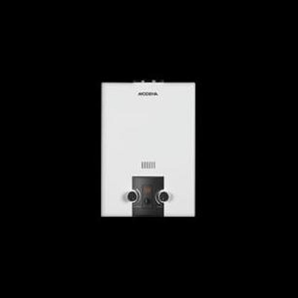 Super Promo Gas Water Heater Modena Gi-6Av .6 Liter.Menit. Murah