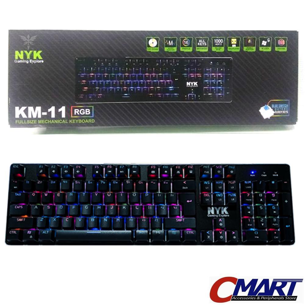 Jual Keybord Gaming Nyk Murah Garansi Dan Berkualitas Id Store Mouse Usb G01 Rp 350000