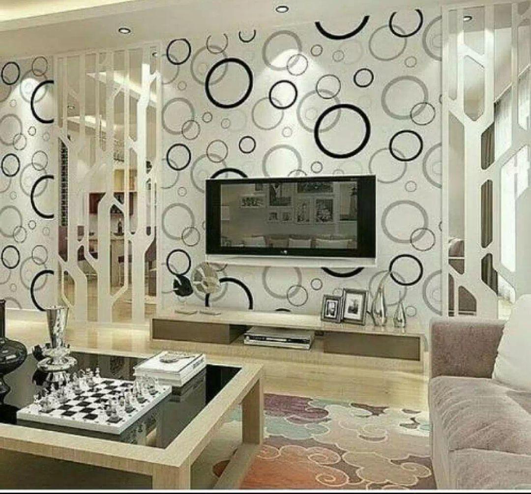 Wallpaper Stiker Dinding Premium Higth Quality Desain Motif And Karakter Size L45cm X P10meter