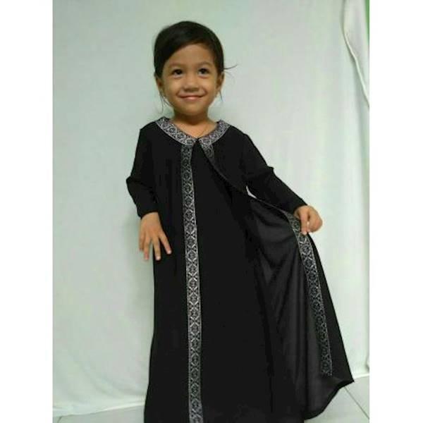 Promo Hari Ini Gamis Abaya Anak S&M Untuk Lebaran