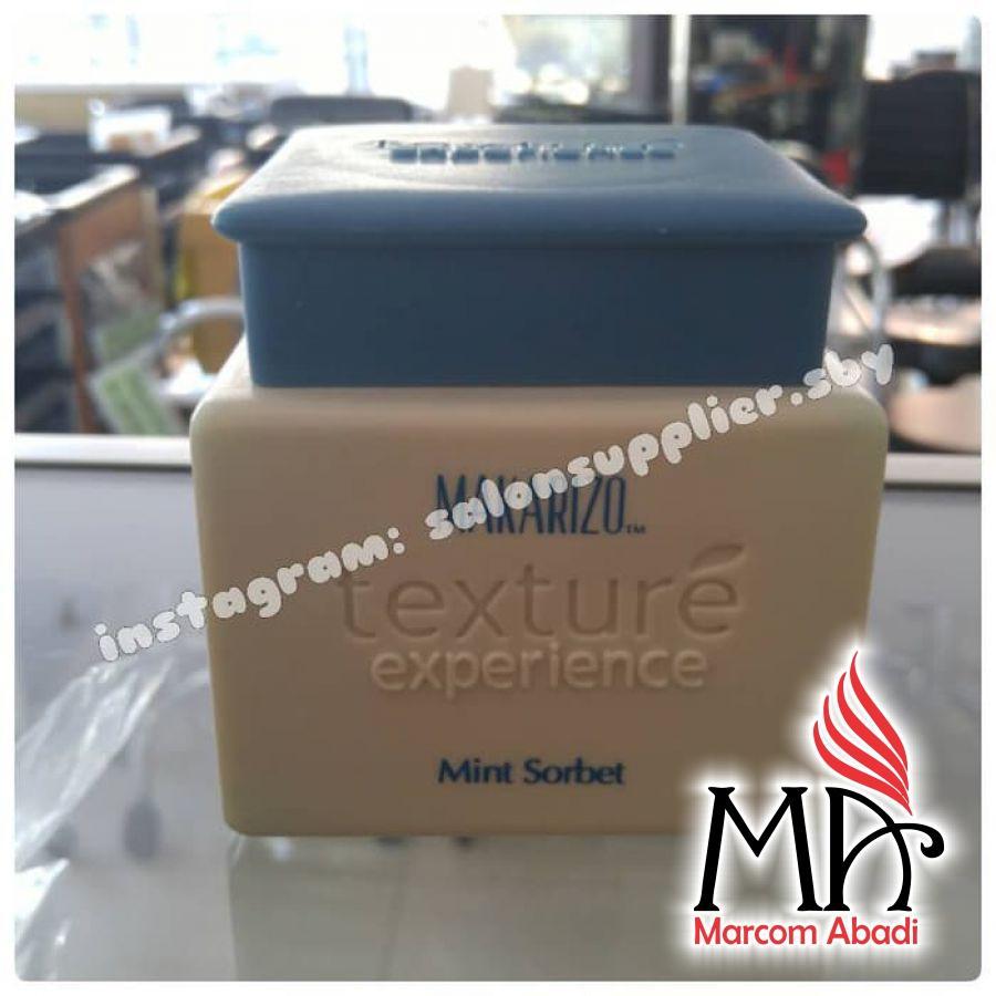 Makarizo Texture Experience Conditioner Mint Sorbet 250ml Spec Dan Produk Styling Rambut Berkualitas