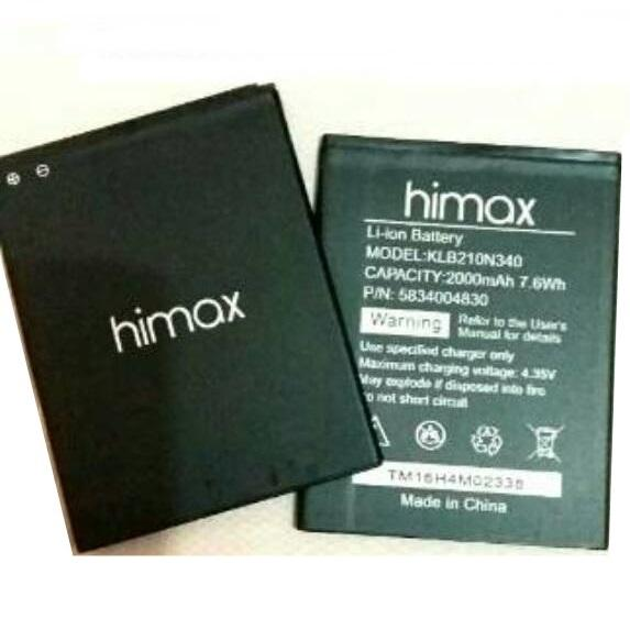 HIMAX battery KLB210N340 baterai for Himax Pure 3S