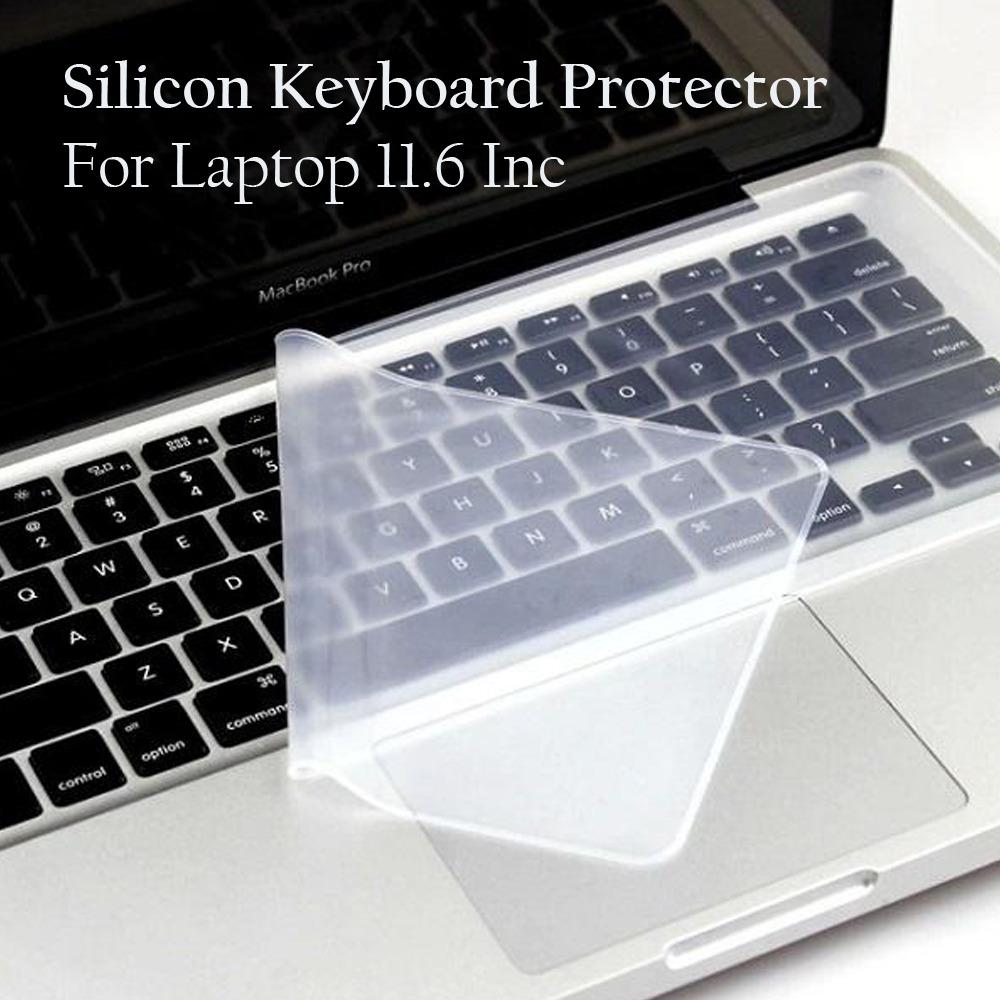 FAK Silicon Protector Keyboard for Notebook 11.6 inc Anti air