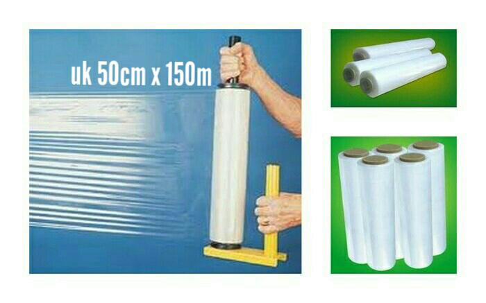 HOT PROMO!!! plastik wrapping 150m - n6lV73