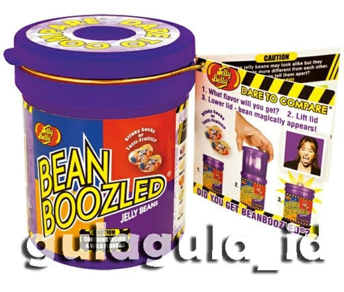 Bean Boozled Mystery Dispenser 4th Edition