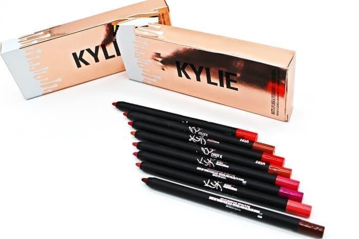 KYLIE LIPLINER MATTE PENCIL / PENSIL BIBIR (per 6pcs) - Lipstik dan Pensil Bibir - Lip Color & Lip Care - LIPLINER MATTE PENCIL Murah - Best Seller