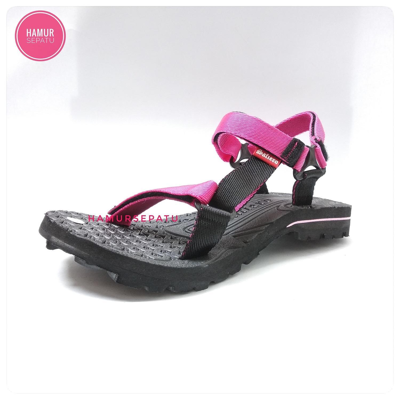 Hamursepatu / Sandal Wanita / Sandal Gunung Wanita / Sendal Hiking  / Sandal Santai / Warna Pink / Sandal Travel / Sandal Outdoor / Sandal rumah wanita