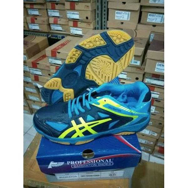 Promo Terbaru! Sepatu Badminton PROFESIONAL ALLIGATOR Low Price!