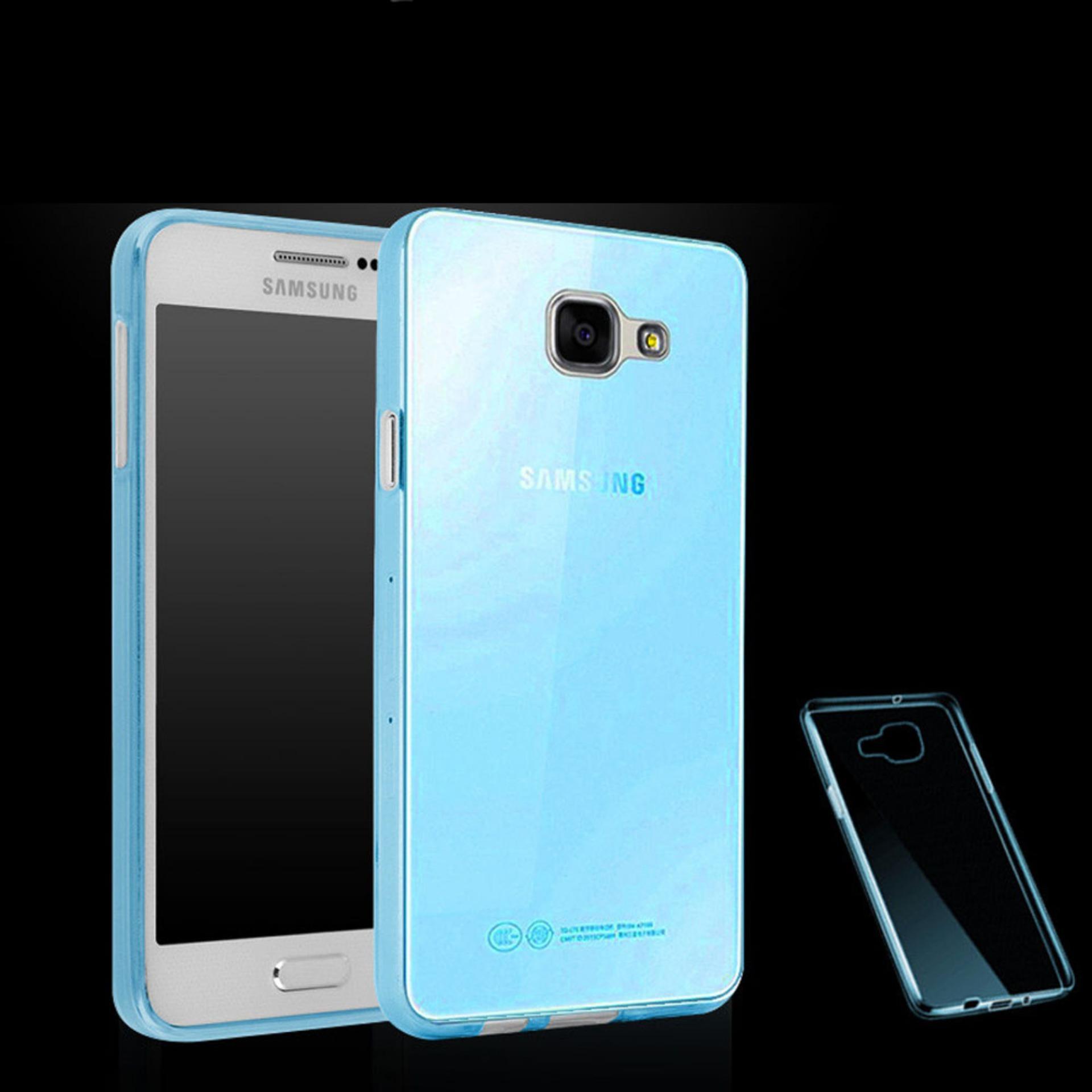 Ultrathin Samsung A5 (2016) / A510 Ultrathin / Soft Back Cover / Soft Jacket / UltraFit Air Case /