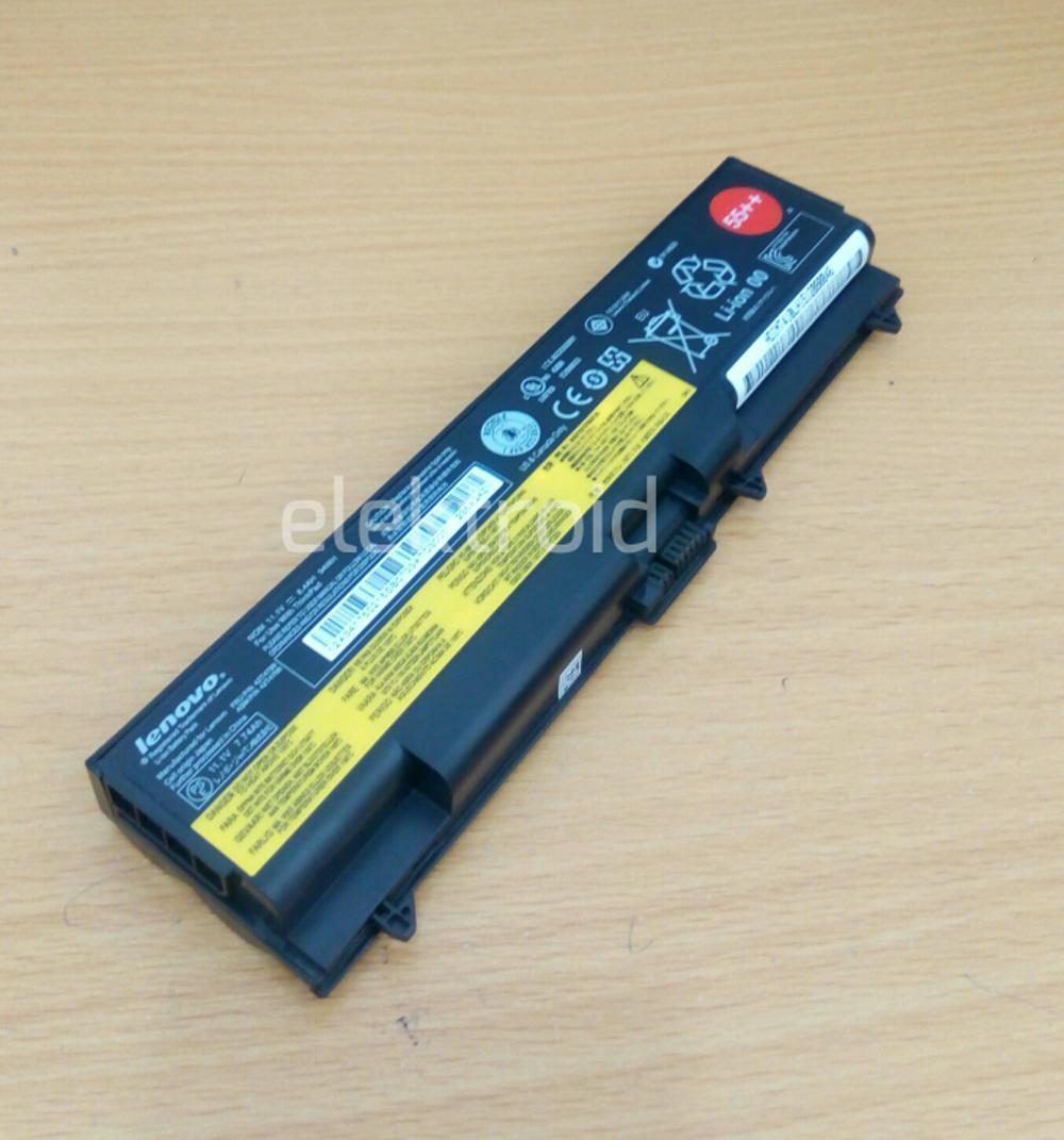 Baterai Original Lenovo Thinkpad E420 L410 L412 L510 SL410 T410 T420 di lapak elektroid elektroid