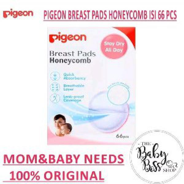 Pigeon Honeycomb Breast Pads isi 66 Pcs