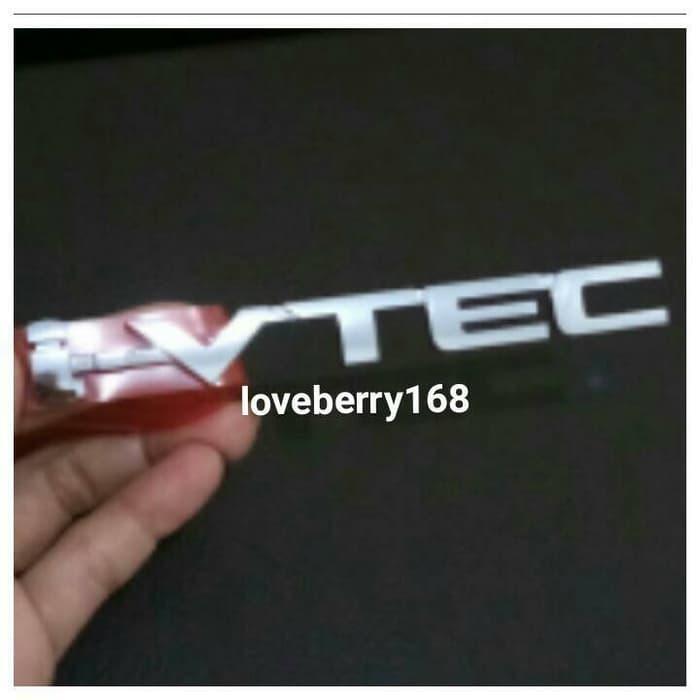 Emblem I VTEC Aslinya Brio Satya