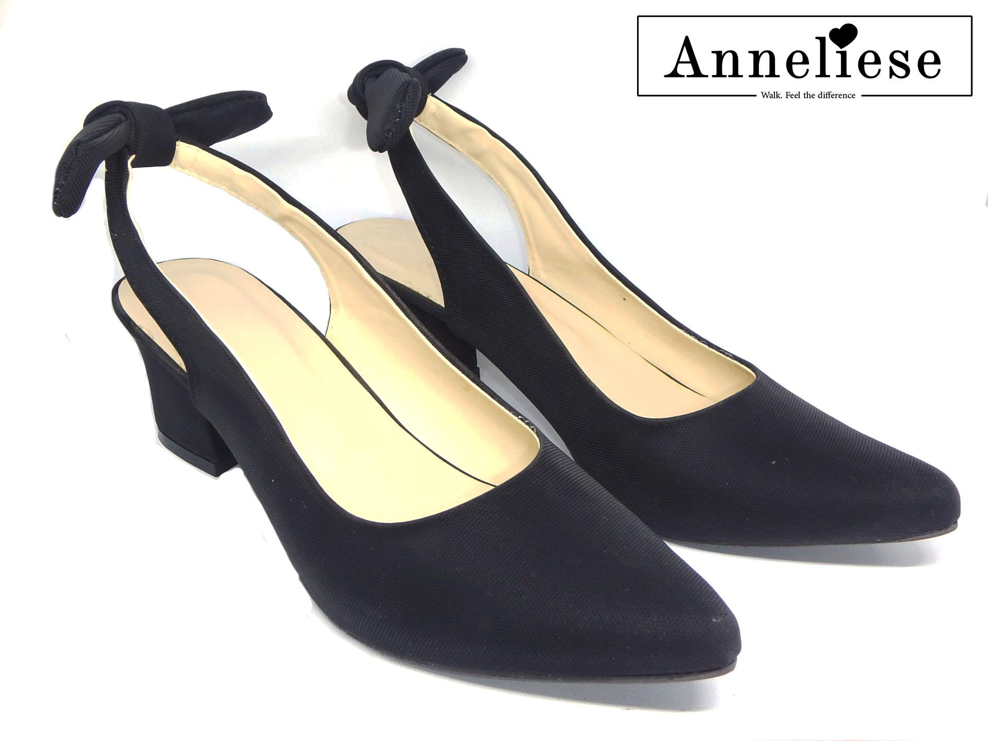 Buy Sell Cheapest Anneliese Sepatu Kets Best Quality Product Deals Flat Shoes Wanita Combine Kickers Original