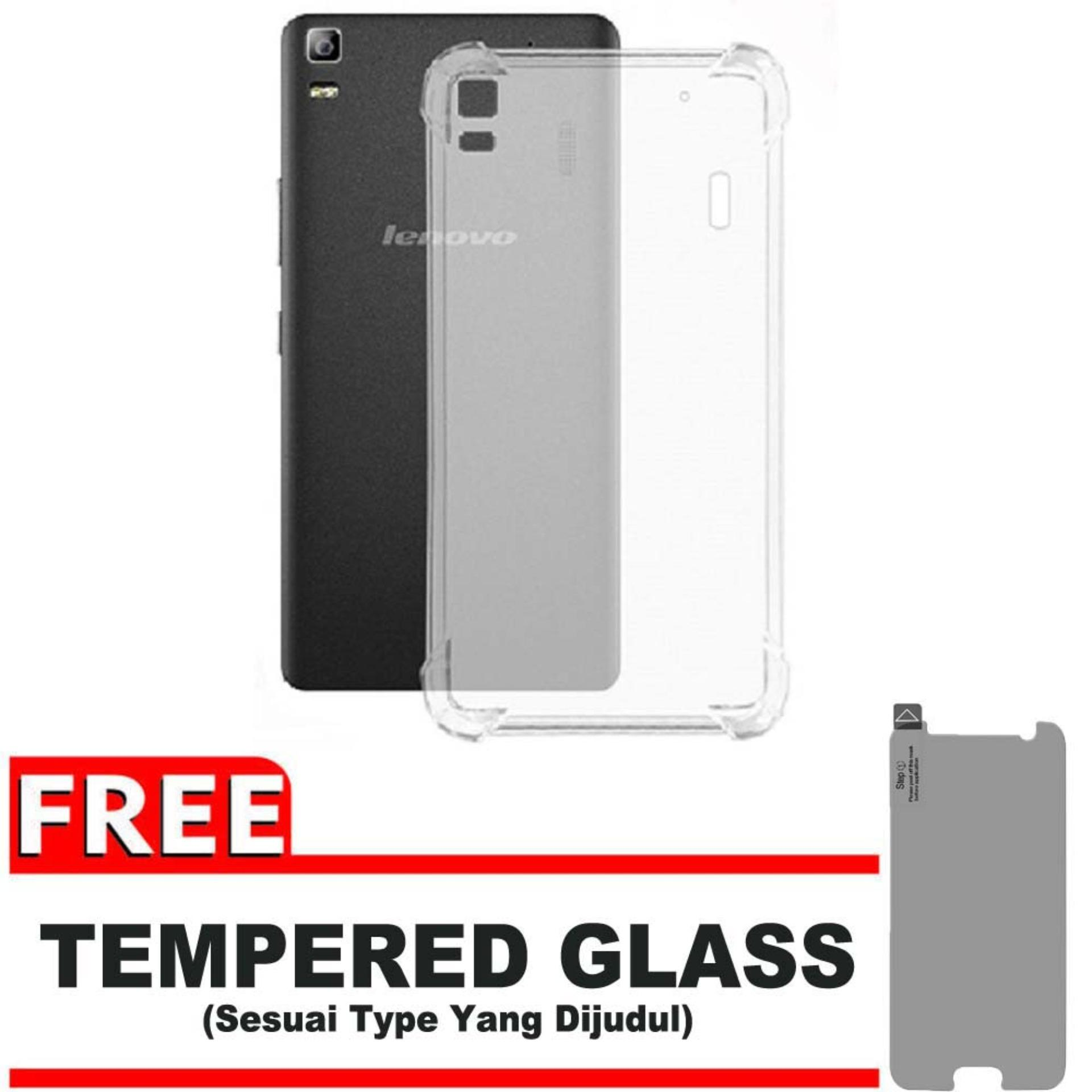 ShockCase for Lenovo A7000 / A7000+ Plus / K3 Note | Premium Softcase Jelly Anti Crack Shockproof +
