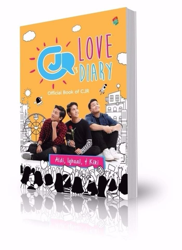 Cjr Love Diary - Aldi Iqbaal Kiki By Serba Serbi.