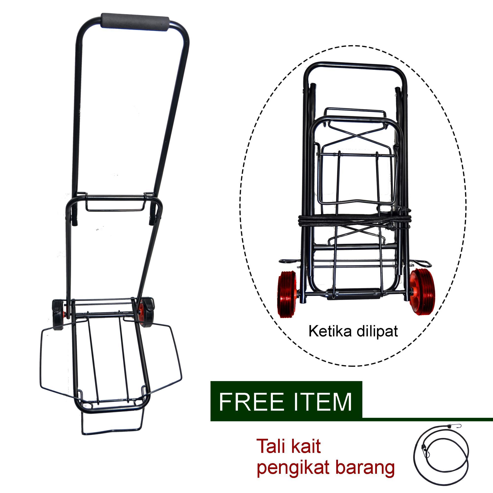 Jual Produk Foldable Trolley Bag Terbaru | lazada.co.id