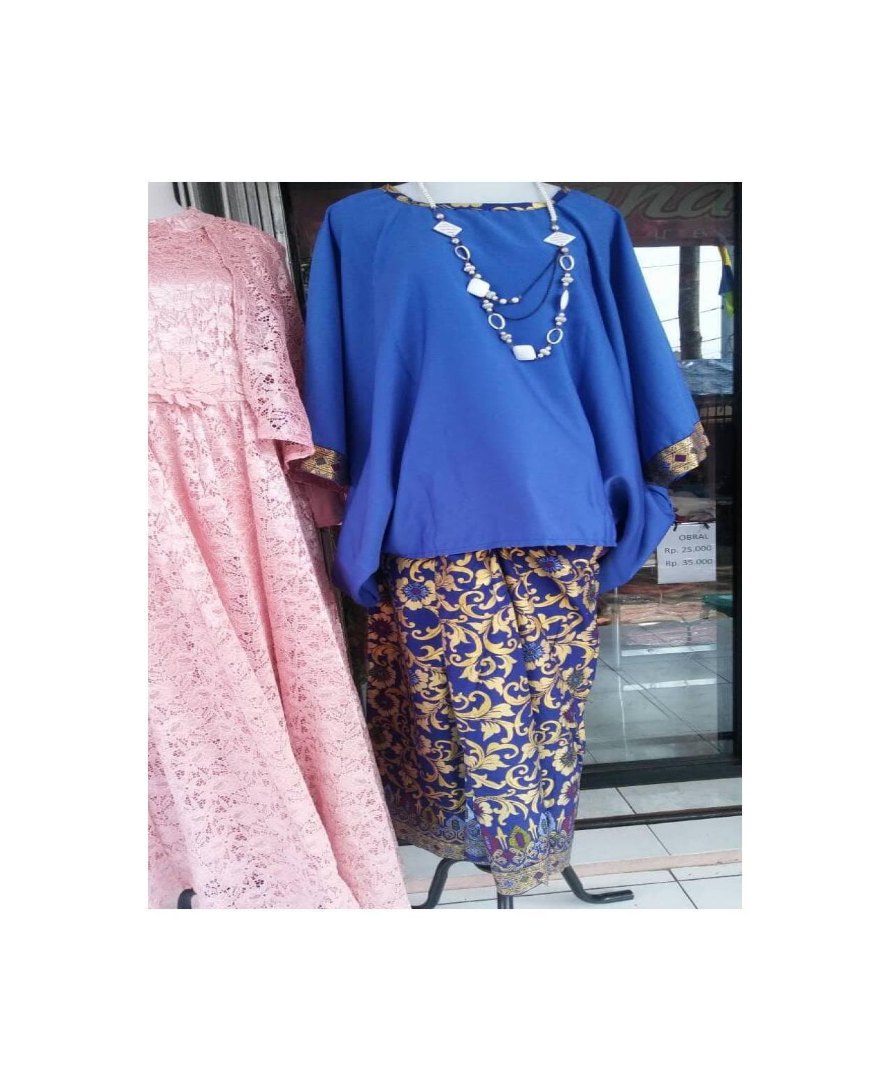 baju muslim / baju seragam pernikahan / gamis