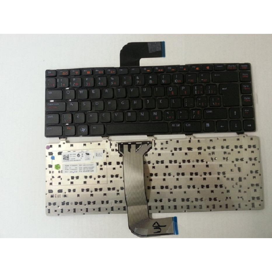 Keyboard Dell Inspiron N4050 N4110 M4040 Vostro 3450 3550 XPS L502X