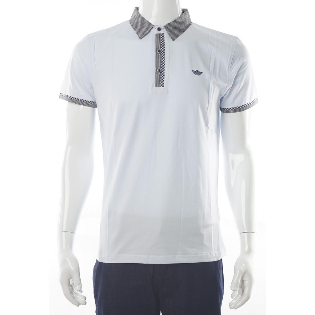 Referensi 8833 Kaos Pendek Polo Pria / T-Shirt / Polo-T Hongkong Import