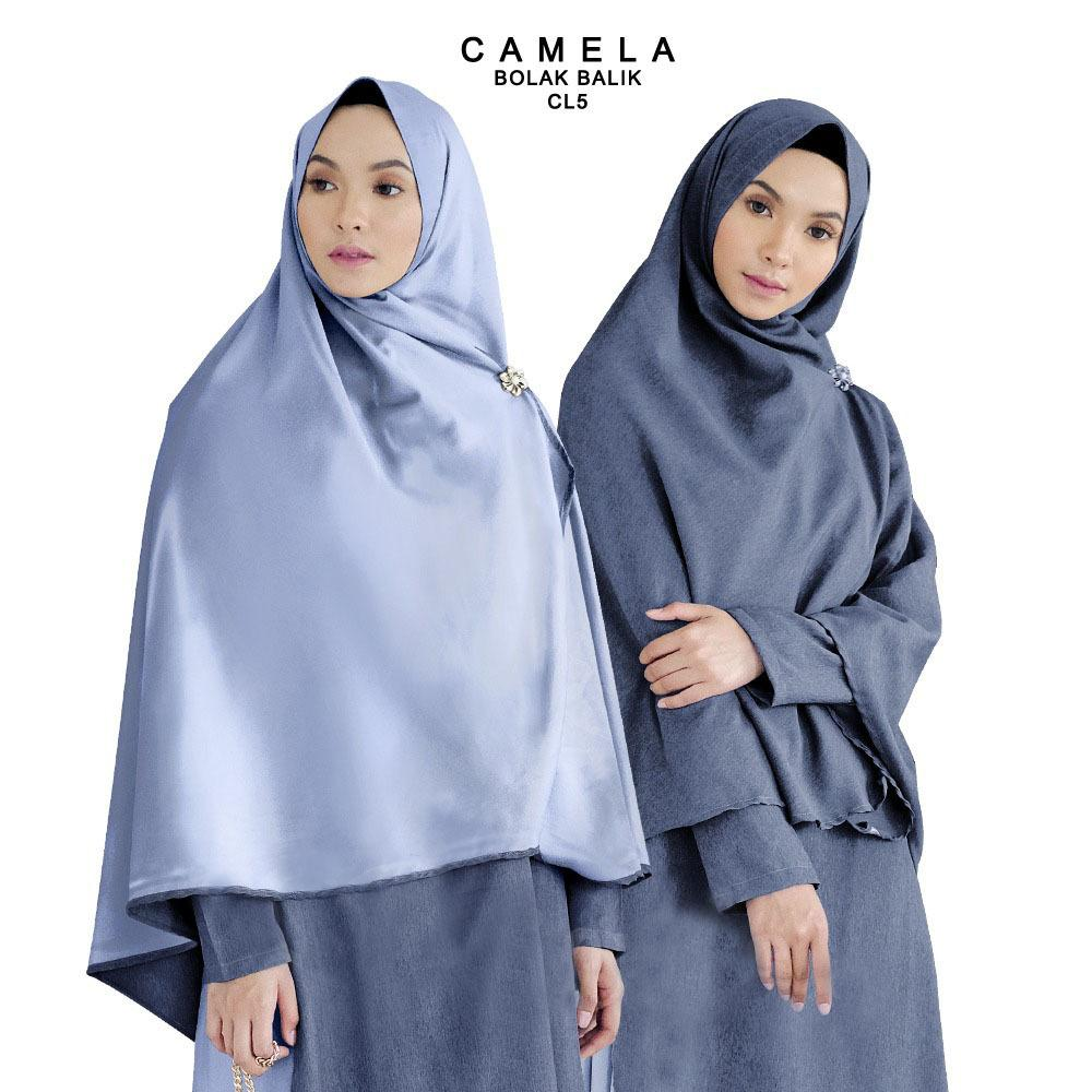 Buy Sell Cheapest Banner Segi Lima Best Quality Product Deals Spinner Pelastik 3 Bola Besi Kerudung Semi Instan Bolak Balik 1 Layer Jilbab Camela Terbaru