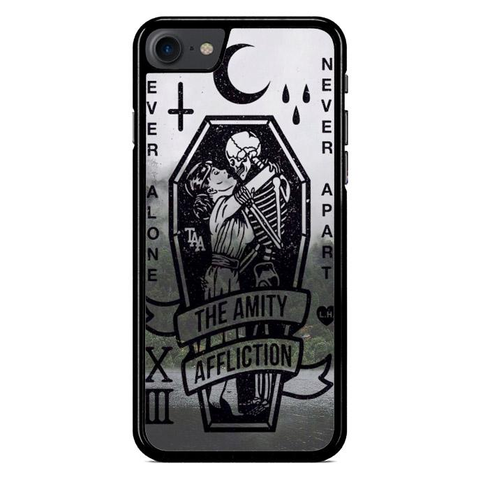 Amity Affliction Band L1344 iPhone 7 Custom Hard Case