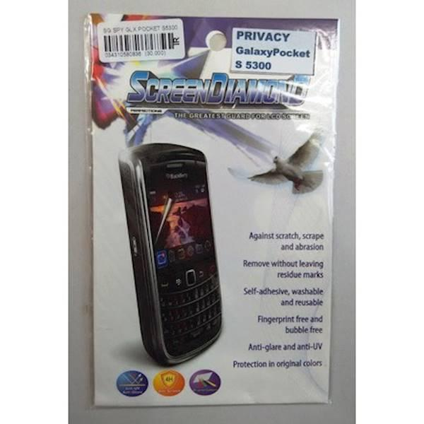 Screen Guard Spy Privacy Samsung Galaxy Pocket S5300 (Anti Gores)