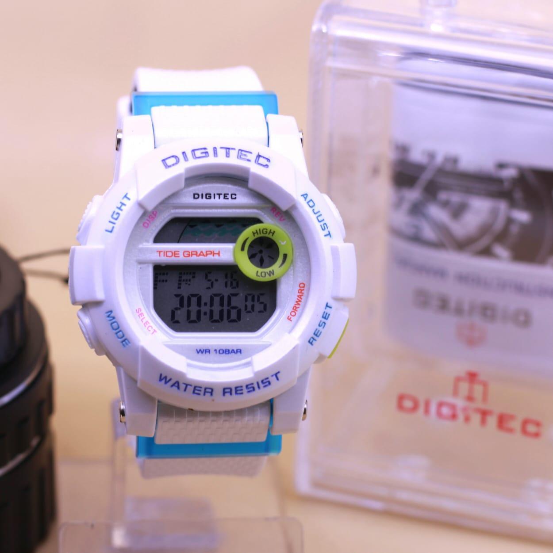 Digitec original - DG2063L - Jam Tangan Digital Wanita - Strap Karet c644a70187