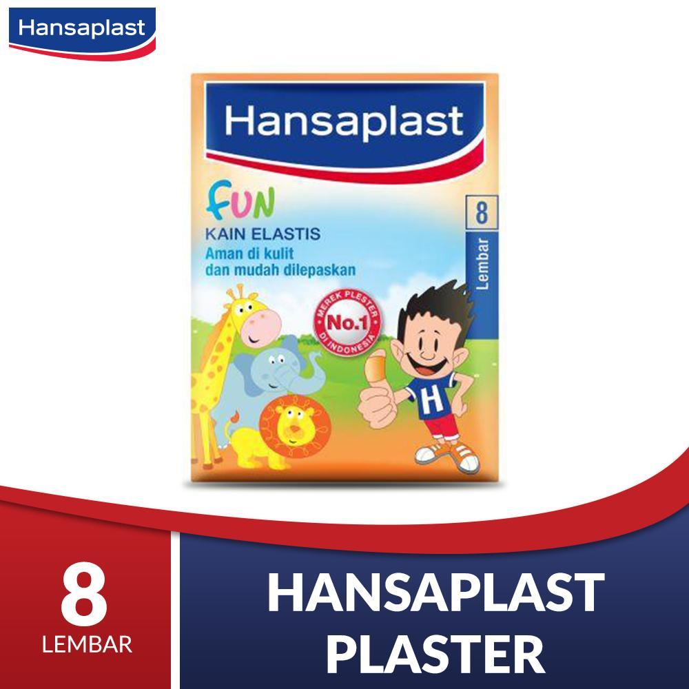 Hansaplast Fun 8's