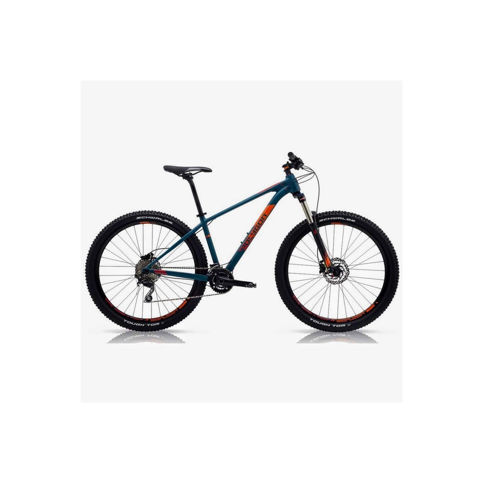 27.5in Polygon Xtrada 6 ALX 2x10Sp Cakram Hidraulis Sepeda Gunung XC