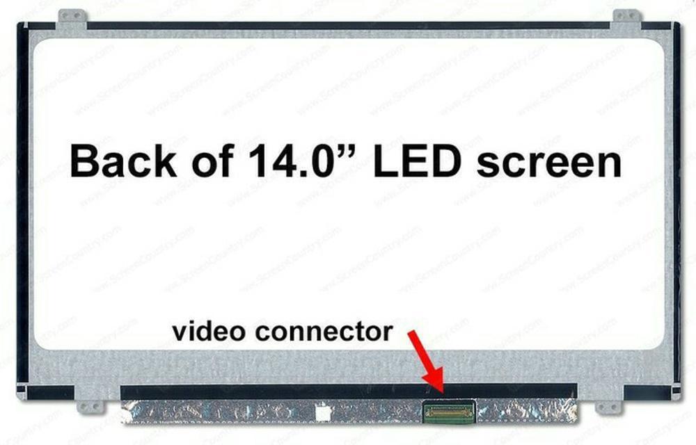 LCD LED Laptop 14.0 inch 30 Pin Slim Lenovo G40-30 G40-70 G40-80  di lapak elektroid elektroid