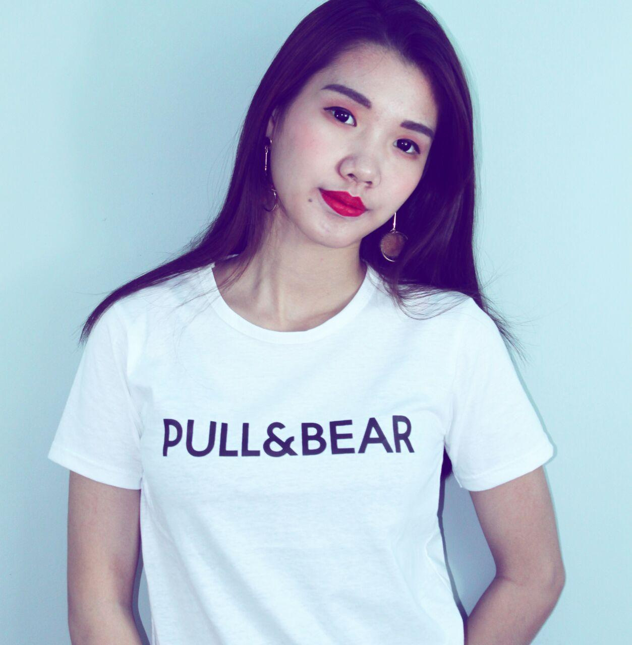 LOLILE KAOS P&B  ALL SIZE FIT TO L