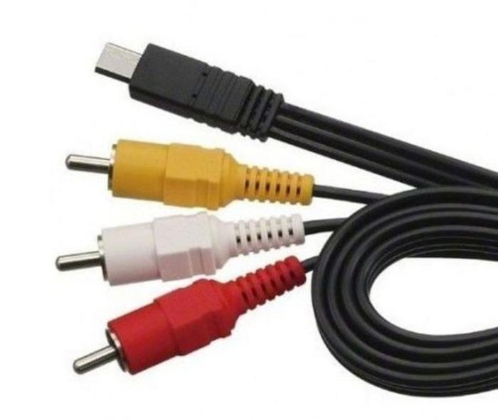 VMC-15MR2 Kabel micro USB to AV RCA handycam sony audio video cable