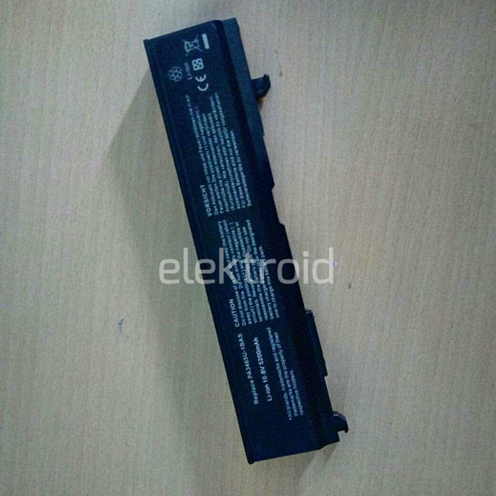 Baterai Toshiba Satellite A80 A85 A100 A105 A110 A135 M45 M50 M55 M70 M105 di lapak elektroid elekt