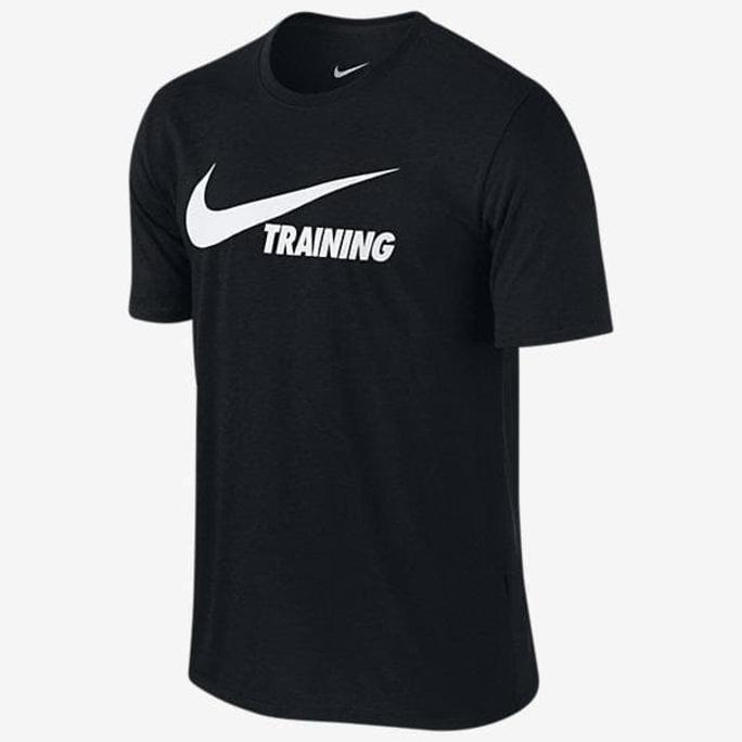 Kaos Tshirt Baju Combed 30S Distro Nike Training Jersey Futsal Murah - Comjersey