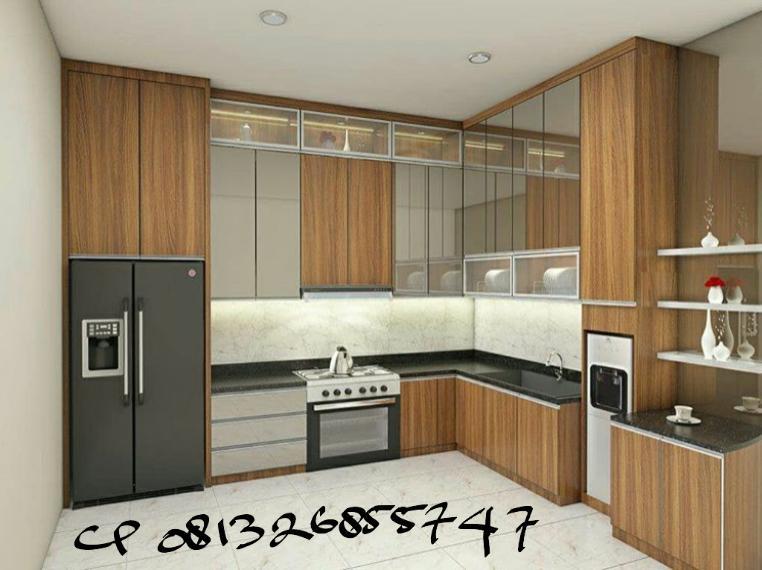 kitchen set minimalis murah di yogyakarta