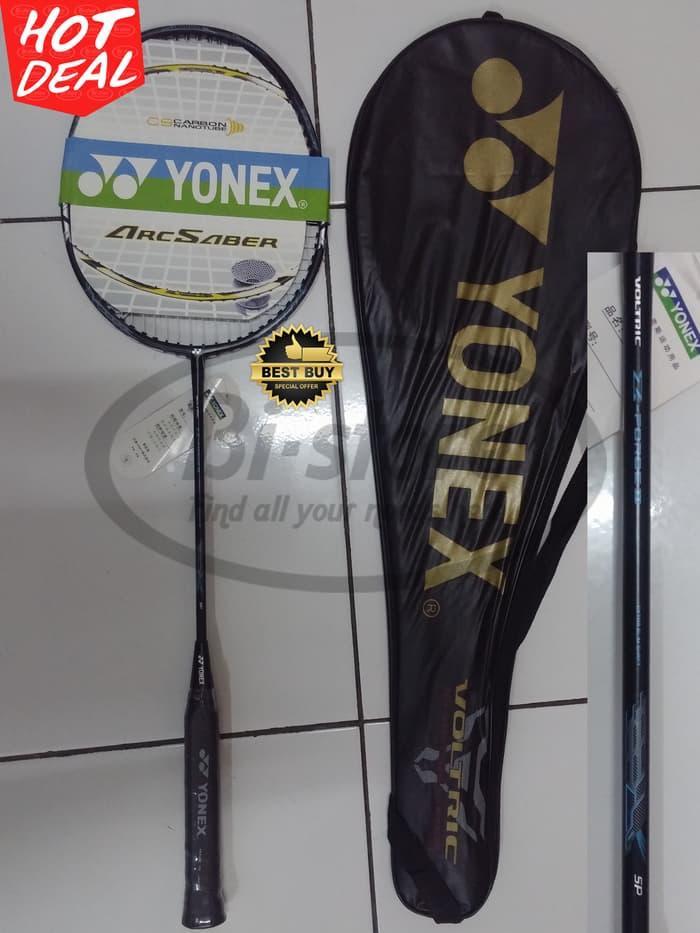 ORIGINAL!!! Raket Yonex Senar Voltric Z Force - pjLNcW