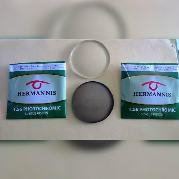 DISKON lensa photocromic minus / cylindris / plus anti radiasi & anti uv TERMURAH