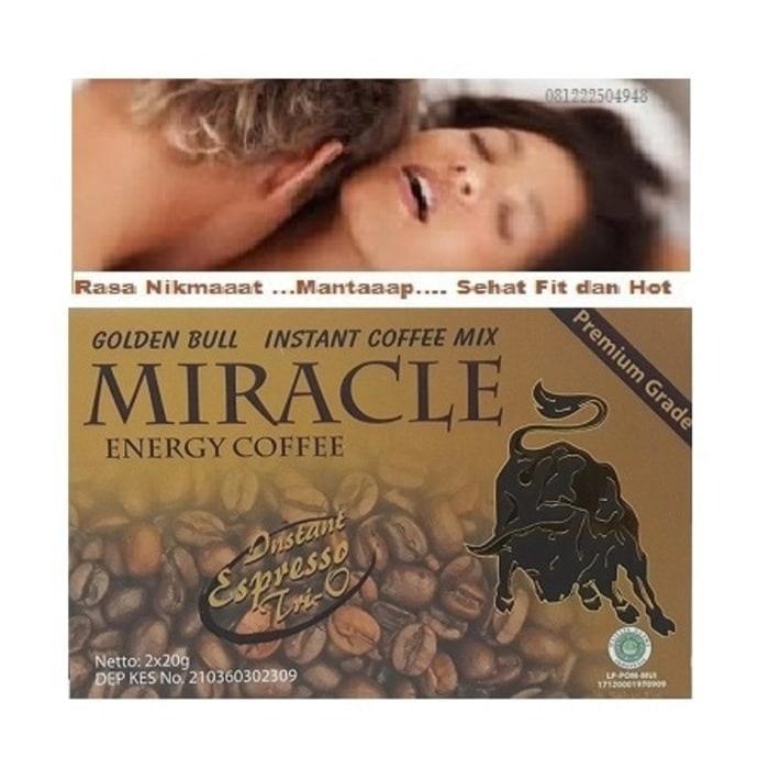 Kopi Miracle Kopi Cinta Tahan Lama