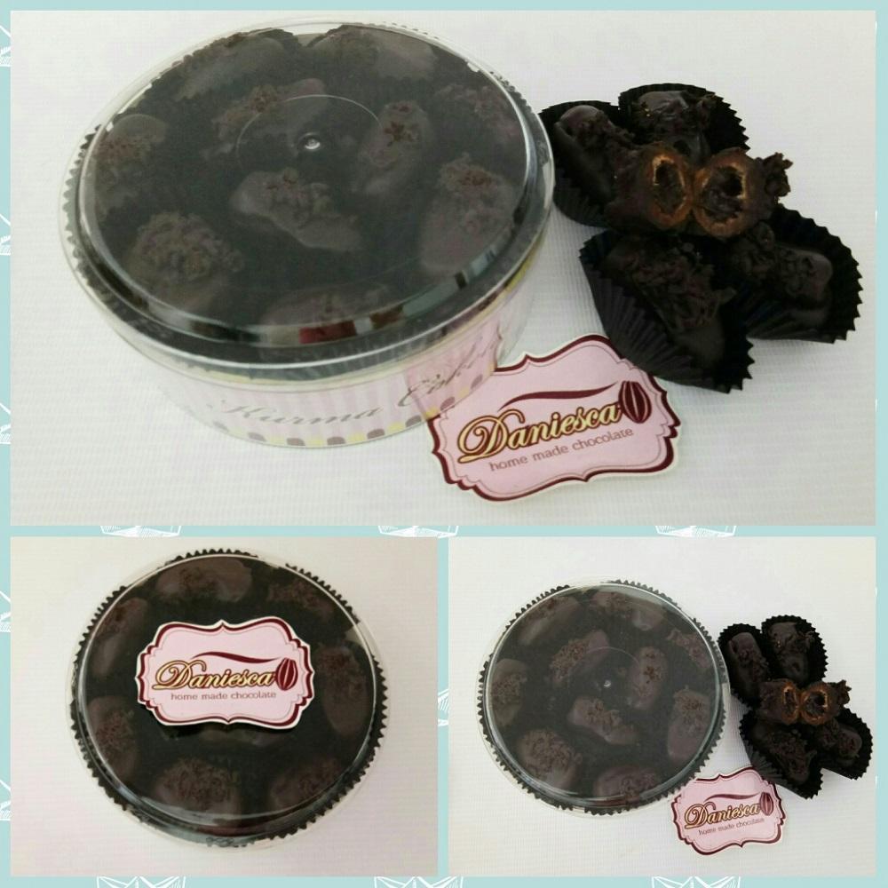... YMFood Coma Coklat Kurma Original - 60gr. Source · kurma coklat - kurcok chocolava dark choco with crispies