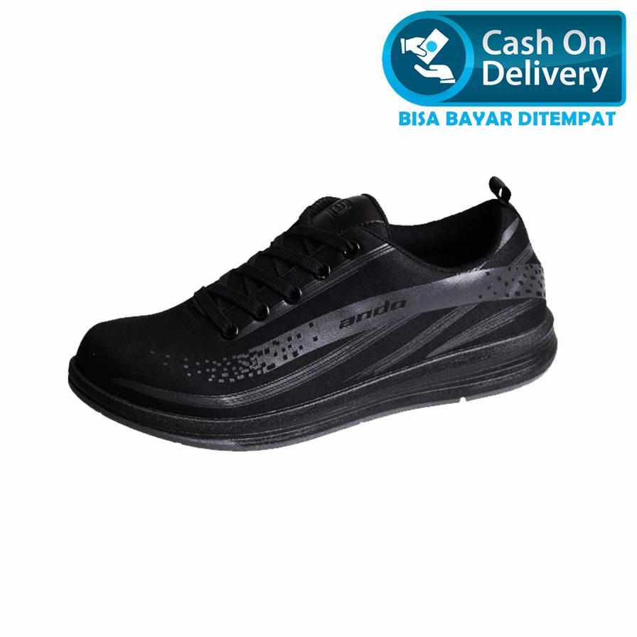 Sepatu Pria Ando Ananta - Sneaker Pria Casual - Sepatu Pria Keren Masa Kini - Sepatu Jaman Now - Sepatu Keren Ajudan Pribadi - Sepatu Pria Lengkap Size 37 - Size 38 - Size 39 - Size 40 - Size 41 - Size 42 - Sepatu Casual Pria Ankle Boot Slip On