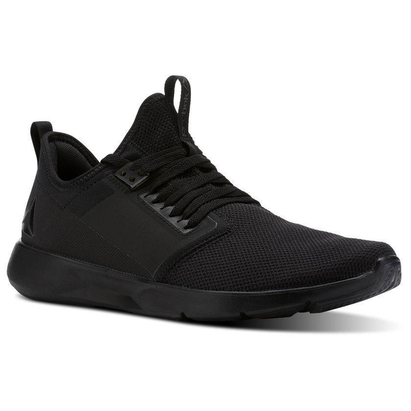 REEBOK PLUS LITE 2.0 Sepatu Olahraga Pria - Hitam 09aebda434