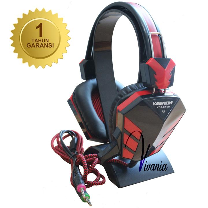 Headset Gaming Keenion KOS 8199 Original