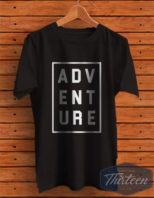 Kaos Outdoor Adventure Kualitas Distro