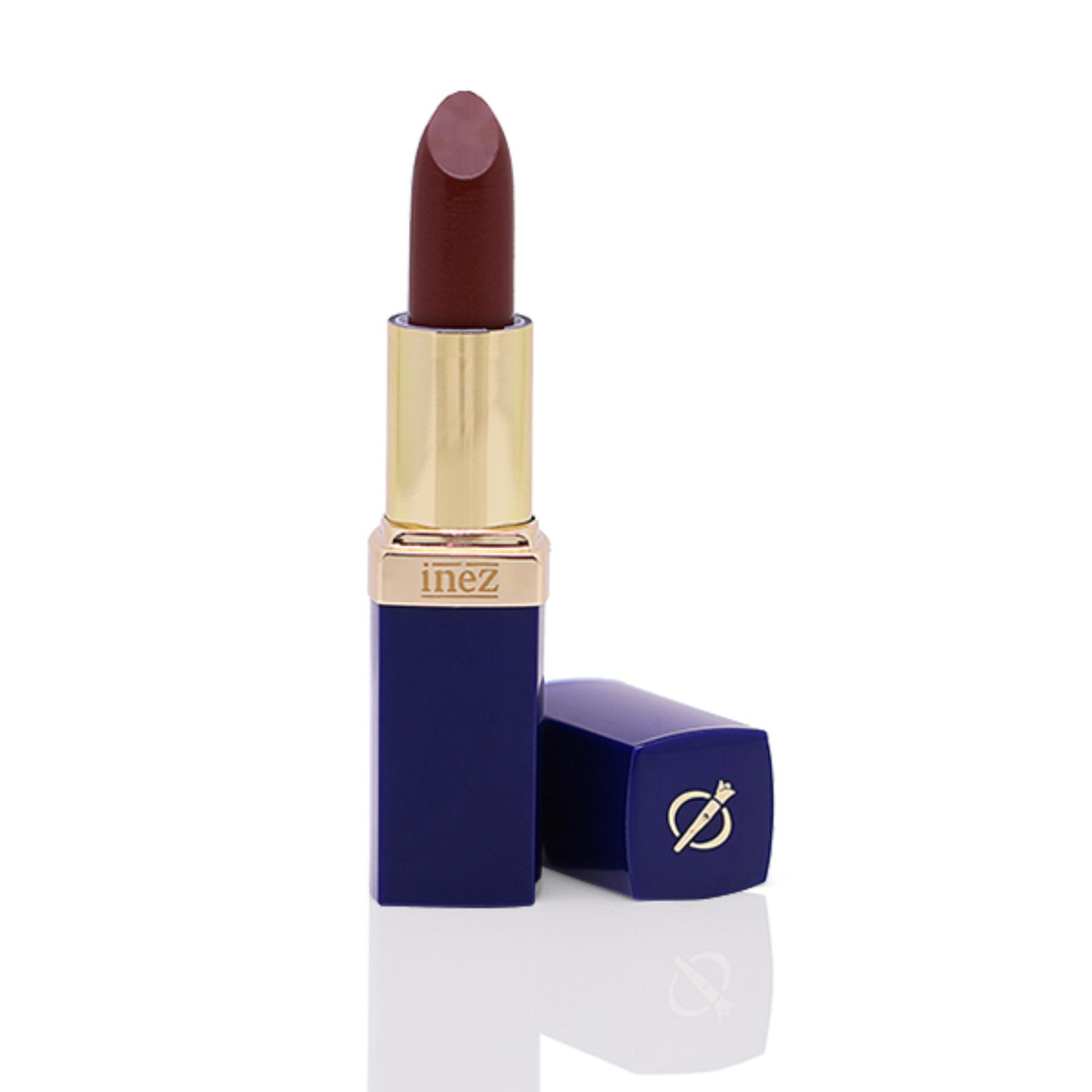 Inez Colour Contour Plus Lipstick -  Maroon